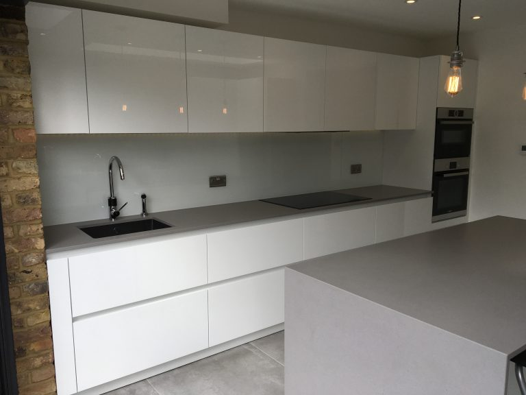 Arrital Gloss Lacquer White