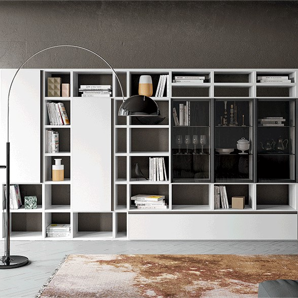 Italian Bookcases