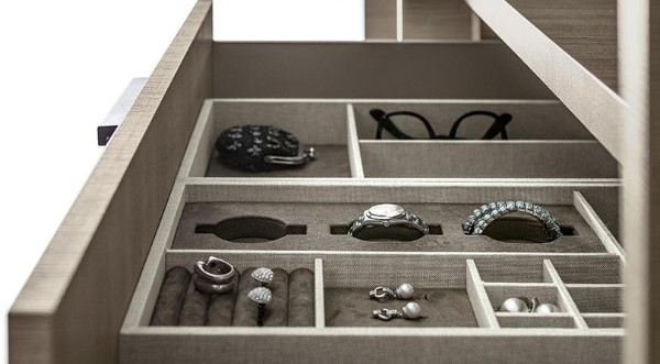 Jewellery Drawer Insert