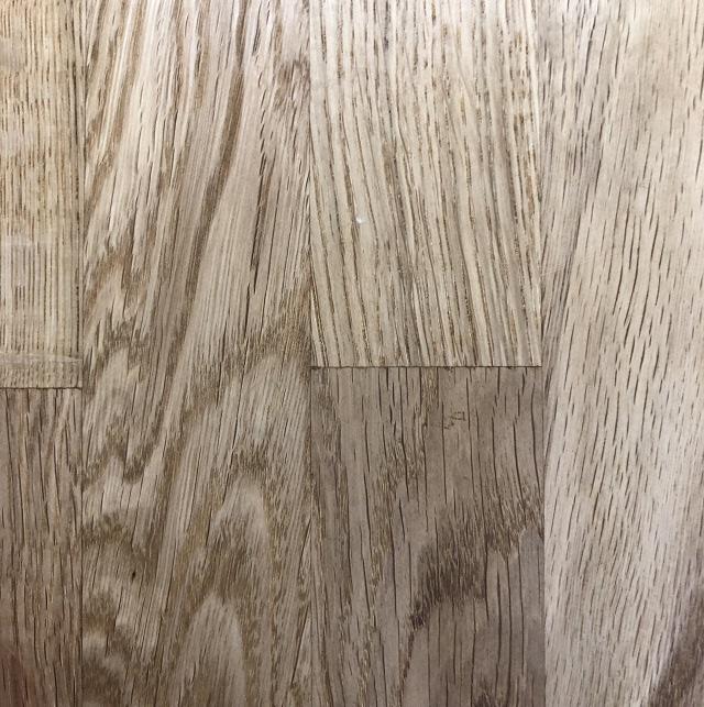 Natural Oak, Oiled
