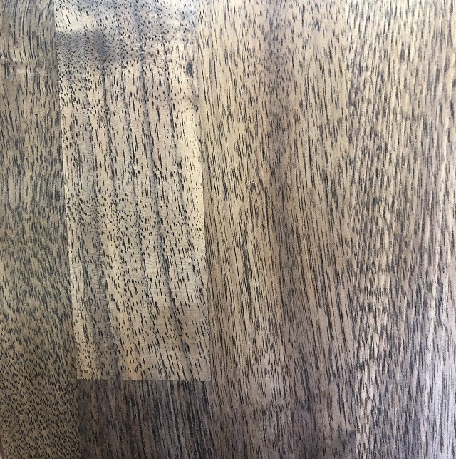 Natural Walnut, Oiled