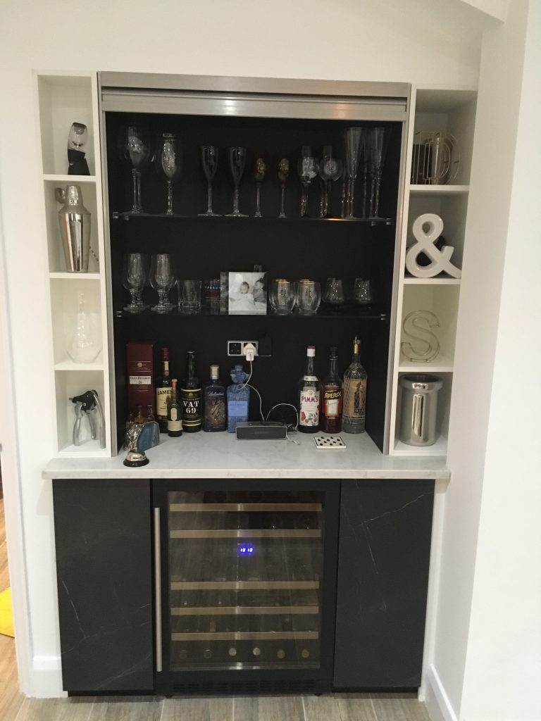 Kitchen Bar Unit